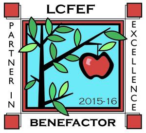 LCFEF logo benefactor15